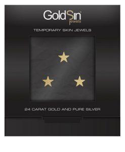 3 Stars gold-1637