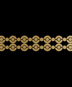 Night Bracelet gold-392