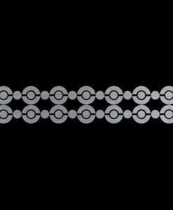 Night Bracelet silver-396
