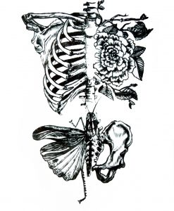 Metamorphosis Flash Tattoos Romania BlackInk Tatuaje temporare