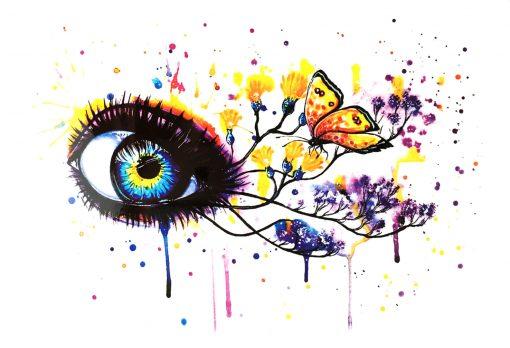 An eye for an eye Tattoo