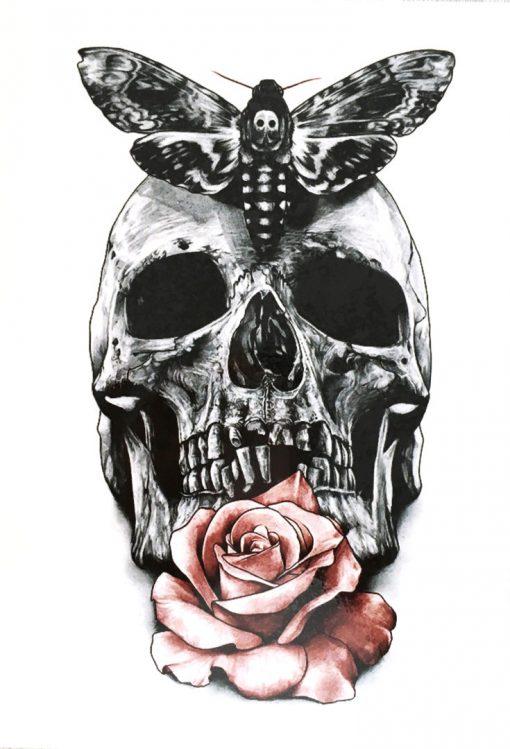 Love made me do it tatuaj temporar