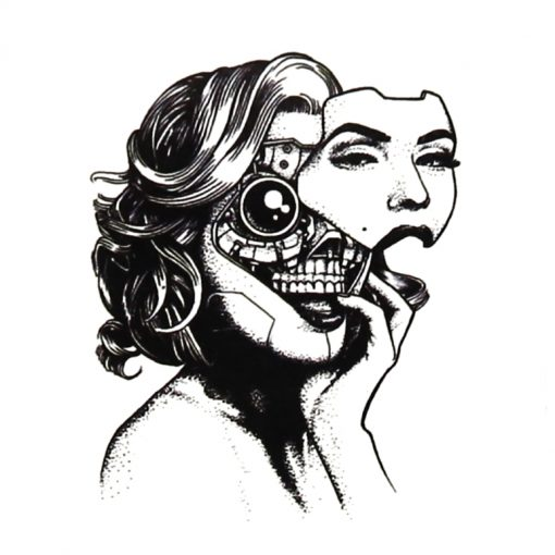Beyond beauty Black Ink Flash Tattoos Romania Tatuaje temporare