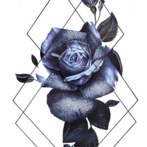Flower Inception Flash Tattoos Romania Black Ink Tattoos