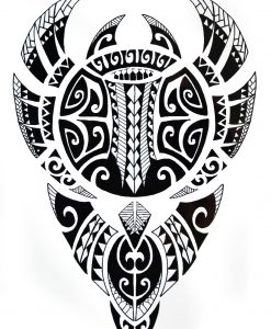 Maori Art BlackInk Flash Tattoos Romania Tatuaje temporare 2