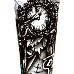 A Timeless Forearm FlashTattoos Romania Black Ink