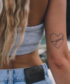 AnaBaniciuXFlashTattoos Tatuaje temporare BlackInk