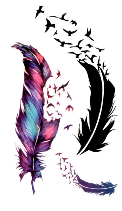 Fragile yet beautiful Black Ink FlashTattoos Romania Tatuaje Temporare 3