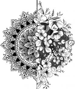 Pandora's Flower Flash Tattoos Romania Mandala Tatuaj Temporar